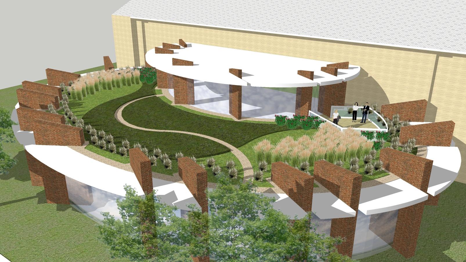 Charming roof garden plan gallery best idea home design - Enchanting rooftop garden ideas ...